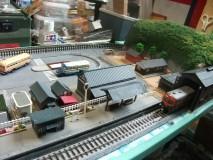 ジオラマ 鉄道模型 Nゲージ